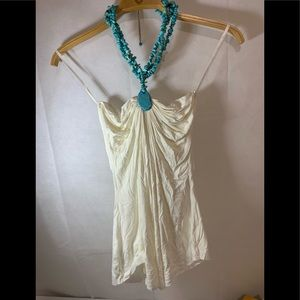 Sky turquoise blouse
